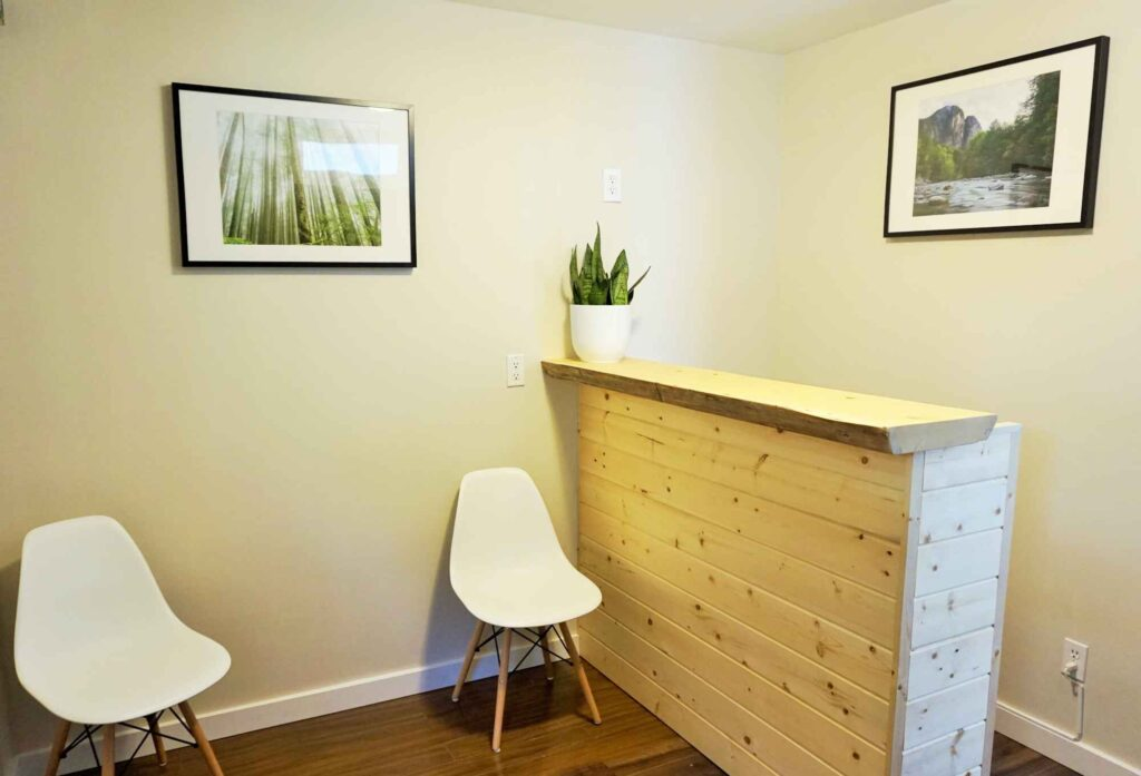 Cragside Wellness Clinic | Reception | Massage Therapy