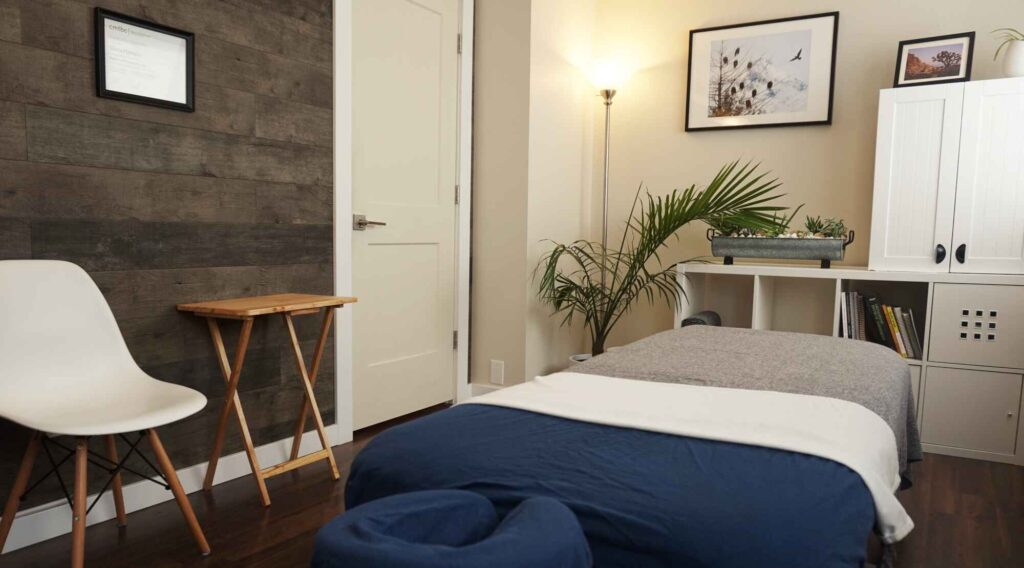 Cragside Wellness Clinic | Treatment Room | Massage Therapy